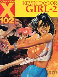 Cover Thumbnail for Colección X (Ediciones La Cúpula, 1988 series) #102 - Girl-2