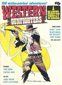 Cover Thumbnail for Western Gunfighters Summer Special (Marvel UK, 1980 series) #1980
