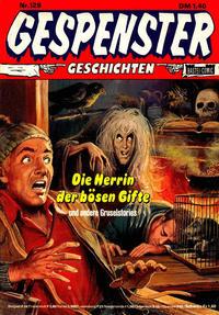 Cover Thumbnail for Gespenster Geschichten (Bastei Verlag, 1974 series) #128