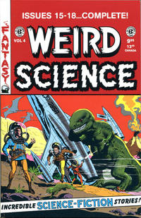 Cover Thumbnail for Weird Science Annual (Gemstone, 1994 series) #4