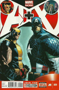Cover Thumbnail for A+X (Marvel, 2012 series) #9