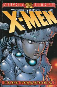 Cover Thumbnail for X-Men: Zero Tolerance (Marvel, 2000 series)