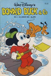 Cover Thumbnail for Donald Duck & Co (Hjemmet / Egmont, 1948 series) #4/1982