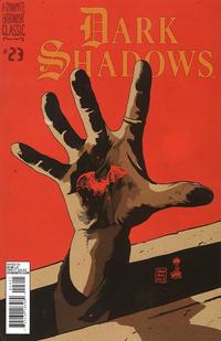 Cover Thumbnail for Dark Shadows (Dynamite Entertainment, 2011 series) #23