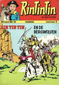 Cover Thumbnail for RinTinTin Classics (Classics/Williams, 1972 series) #3