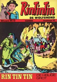 Cover Thumbnail for RinTinTin Classics (Classics/Williams, 1972 series) #10