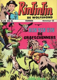 Cover Thumbnail for RinTinTin Classics (Classics/Williams, 1972 series) #12