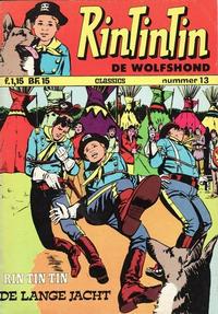 Cover Thumbnail for RinTinTin Classics (Classics/Williams, 1972 series) #13