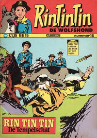 Cover Thumbnail for RinTinTin Classics (Classics/Williams, 1972 series) #16