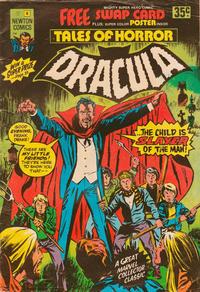 Cover Thumbnail for Tales of Horror Dracula (Newton Comics, 1975 series) #6