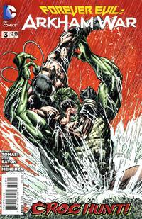 Cover Thumbnail for Forever Evil: Arkham War (DC, 2013 series) #3