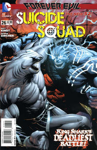 Cover Thumbnail for Suicide Squad (DC, 2011 series) #26