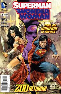 Cover Thumbnail for Superman / Wonder Woman (DC, 2013 series) #3