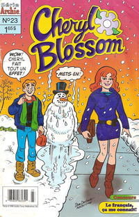 Cover Thumbnail for Cheryl Blossom (Editions Héritage, 1996 series) #23