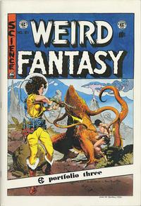 Cover Thumbnail for EC Portfolio (Russ Cochran, 1971 series) #3