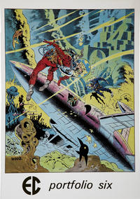Cover Thumbnail for EC Portfolio (Russ Cochran, 1971 series) #6