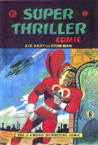 Cover Thumbnail for Super Thriller Comic (World Distributors, 1947 series) #23
