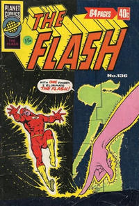 Cover Thumbnail for The Flash (K. G. Murray, 1975 ? series) #136