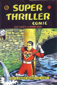 Cover Thumbnail for Super Thriller Comic (World Distributors, 1947 series) #31