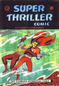 Cover Thumbnail for Super Thriller Comic (World Distributors, 1947 series) #28
