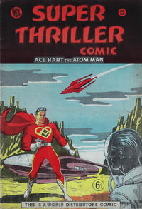 Cover Thumbnail for Super Thriller Comic (World Distributors, 1947 series) #26