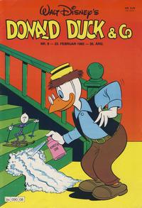 Cover Thumbnail for Donald Duck & Co (Hjemmet / Egmont, 1948 series) #8/1982