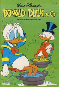Cover Thumbnail for Donald Duck & Co (Hjemmet / Egmont, 1948 series) #10/1982