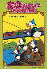 Cover Thumbnail for Disney's Godbiter (Hjemmet / Egmont, 1980 series) #31