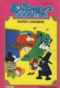 Cover Thumbnail for Disney's Godbiter (Hjemmet / Egmont, 1980 series) #32
