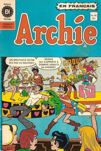 Cover Thumbnail for Archie (Editions Héritage, 1971 series) #30