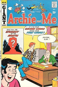 Cover Thumbnail for Archie and Me (Archie, 1964 series) #46