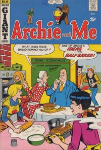 Cover Thumbnail for Archie and Me (Archie, 1964 series) #50