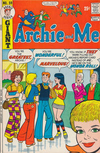 Cover Thumbnail for Archie and Me (Archie, 1964 series) #59
