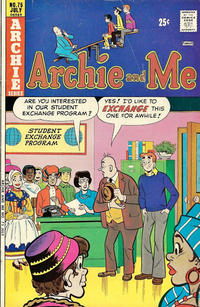Cover Thumbnail for Archie and Me (Archie, 1964 series) #75
