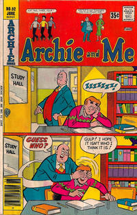 Cover Thumbnail for Archie and Me (Archie, 1964 series) #92