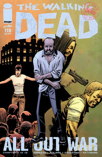 Cover Thumbnail for The Walking Dead (Image, 2003 series) #118