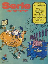 Cover Thumbnail for Serie-nytt (Serieforlaget / Se-Bladene / Stabenfeldt, 1978 series) #5/1979