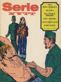 Cover Thumbnail for Serie-nytt (Serieforlaget / Se-Bladene / Stabenfeldt, 1978 series) #6/1979