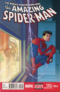 Cover Thumbnail for The Amazing Spider-Man (Marvel, 1999 series) #700.2