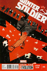 Cover Thumbnail for Winter Soldier (Marvel, 2012 series) #16