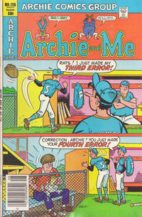 Cover Thumbnail for Archie and Me (Archie, 1964 series) #128