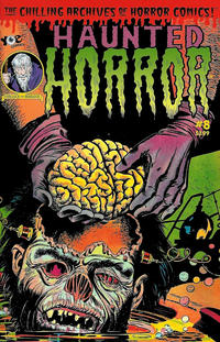Cover Thumbnail for Haunted Horror (IDW, 2012 series) #8