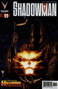 Cover Thumbnail for Shadowman (Valiant Entertainment, 2012 series) #11 [Cover A - Marcus To]