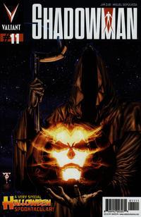 Cover for Shadowman (Valiant Entertainment, 2012 series) #11 [Cover C - Donovan Santiago]
