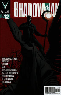 Cover Thumbnail for Shadowman (Valiant Entertainment, 2012 series) #12 [Cover A - Dave Johnson]