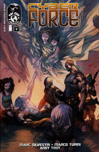 Cover Thumbnail for Cyber Force (Image, 2012 series) #7