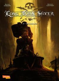 Cover Thumbnail for Long John Silver (Carlsen Comics [DE], 2009 series) #4 - Guyanacapac