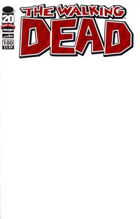 Cover for The Walking Dead (Image, 2003 series) #100 [Cover A]