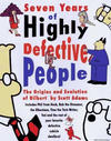 Cover for Dilbert (Andrews McMeel, 1994 ? series) #10 - Seven Years of Highly Defective People