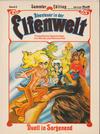 Cover for Abenteuer in der Elfenwelt (Bastei Verlag, 1990 series) #2 - Duell in Sorgenend